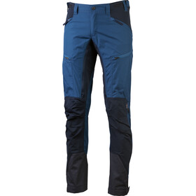 Lundhags Makke Pants Men Short Petrol/Deep Blue
